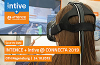 iNTENCE + intive @ CONNECTA 2019