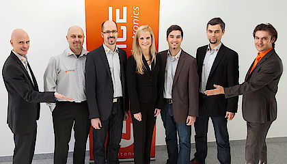iNTENCE Managementteam